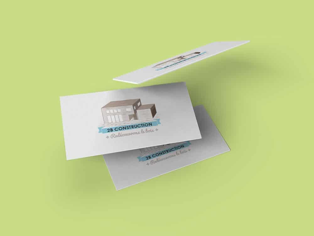 creation logo entreprise charpente zinguerie